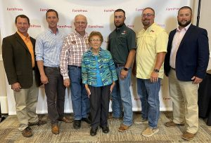 2020 Farm Press Peanut Efficiency Award Winners